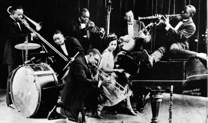el jazz en new orleans