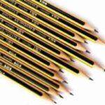 origen e historia del lápiz