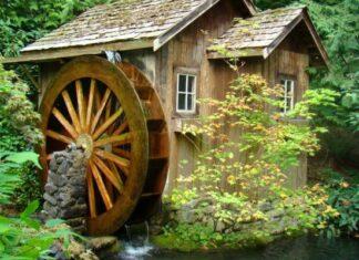 origen e historia del molino de agua