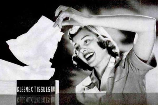 historia del pañuelo de papel
