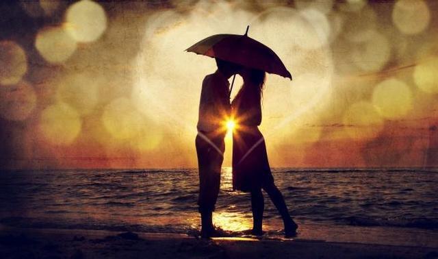 Historia del paraguas y el amor