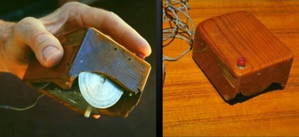 ¿Quién inventó la interfaz gráfica y el mouse?