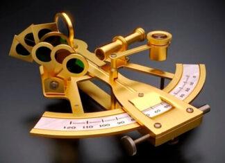 quién inventó el sextante