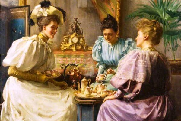 cuándo llegó el té a Inglaterra