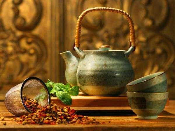 breve historia del té