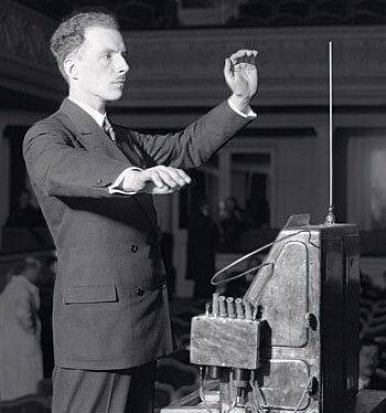 inventor del theremin