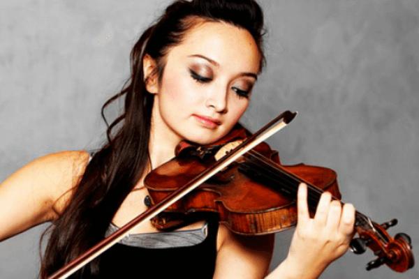 historia del violín para niños
