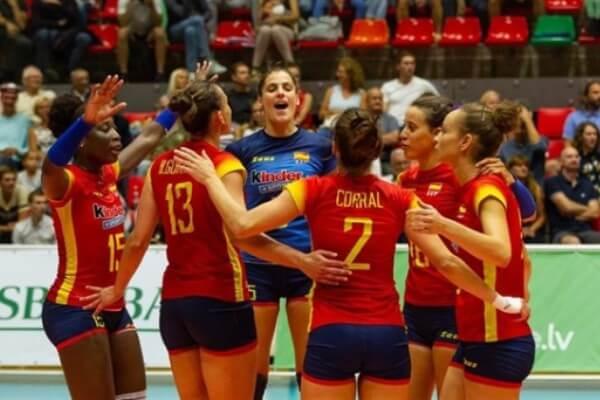 origen del voleibol en España
