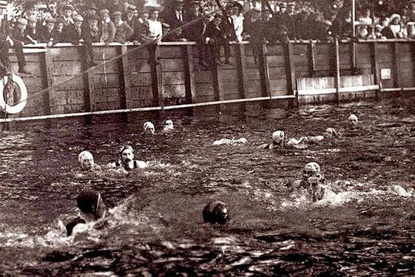 histoira waterpolo juegos olímpicos