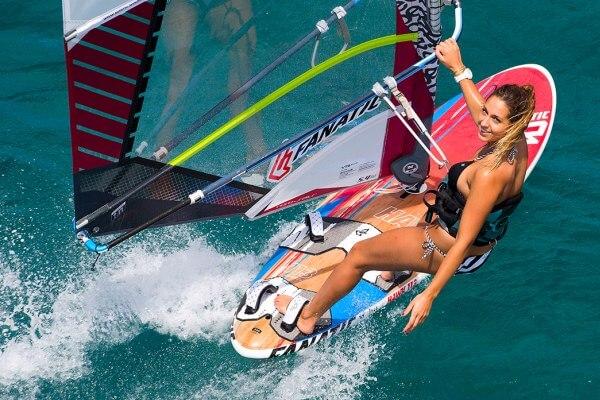 historia del windsurf