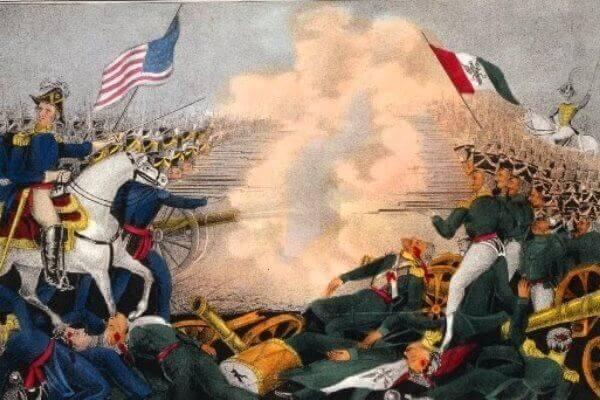 Guerra entre México y Estados Unidos