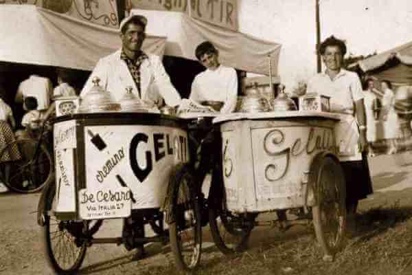 historia vendedores de helados