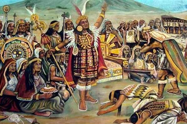 origen incas peru