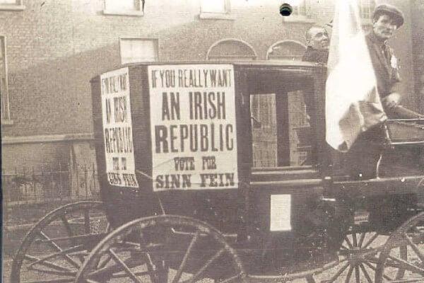 historia independencia de Irlanda