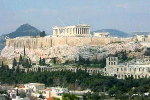 Historia política Grecia