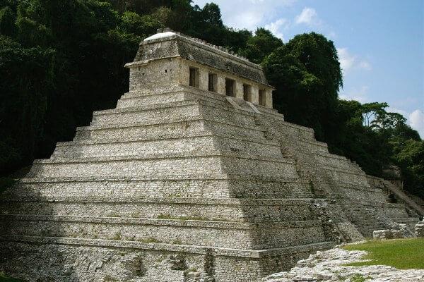 tumba de pakal reseña histórica