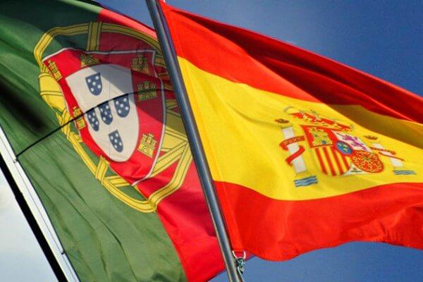 cuándo se unieron Portugal y España