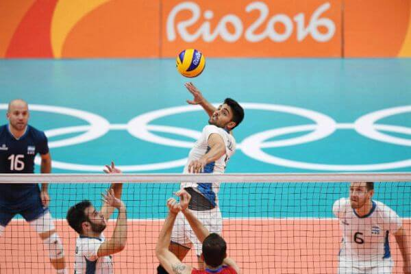 competiciones importantes voleibol