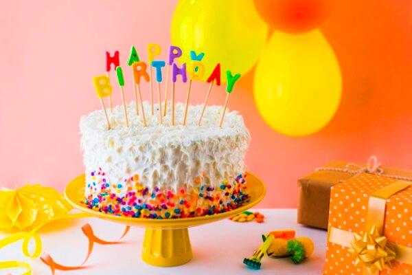 origen del cumpleaños celebración