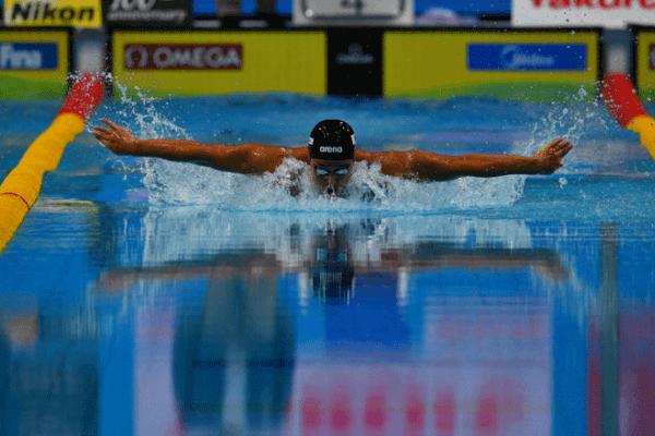 historia campeonatos internacionales natación