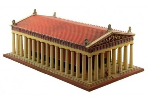 Partenón planta