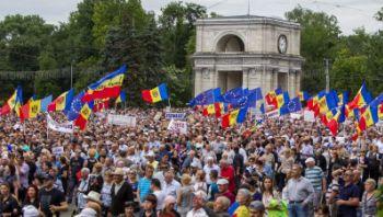 historia de la independencia de Moldavia