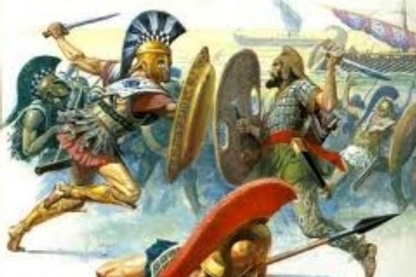historia de grecia etapas