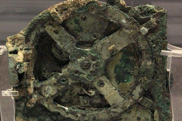 Mecanismo de Anticitera reseña histórica
