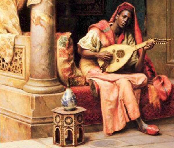 ¿Cuándo se inventó la guitarra?