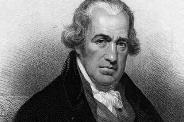 ¿Quién inventó la máquina de vapor revolucion industrial?