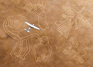 origen e historia líneas de Nazca