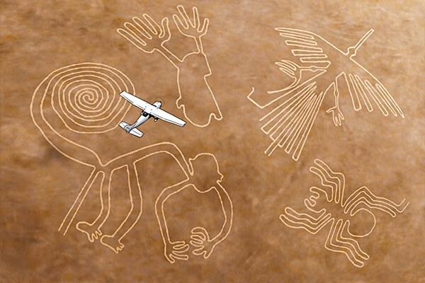origen de las líneas de Nazca
