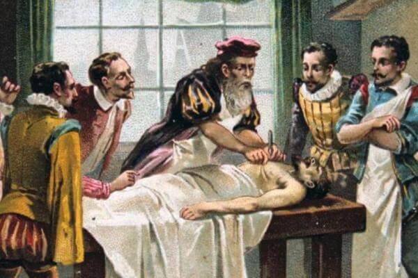 historia de la cirugía resumen