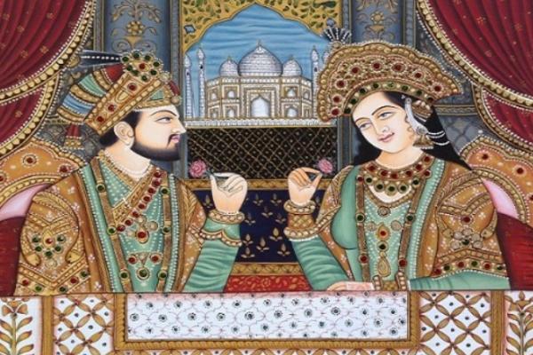 ¿Cuál es la historia de amor del Taj Mahal?