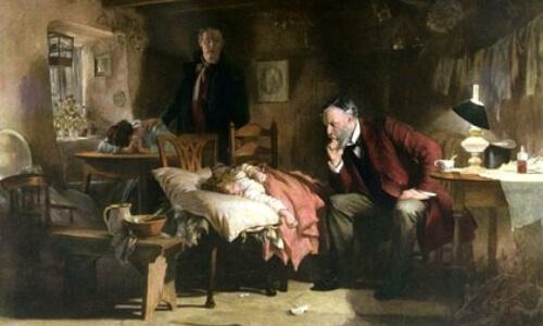 historia de la medicina resumen