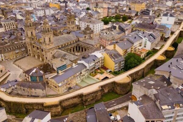 historia Lugo romano