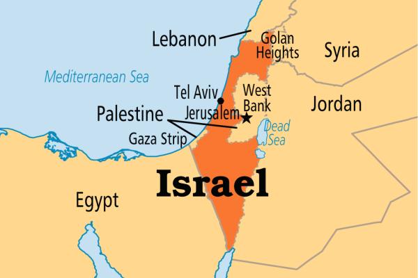 origen de israel