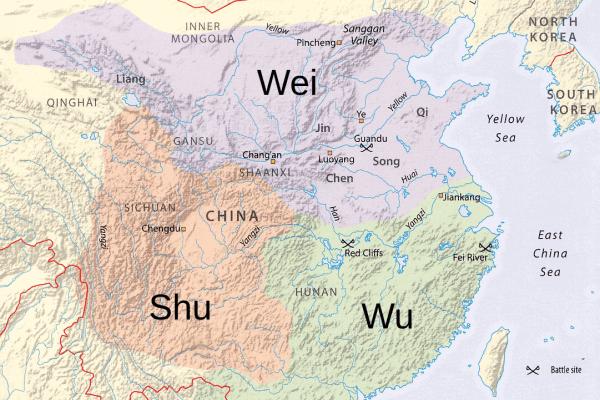 Quién fue el fundador de la primera dinastía china