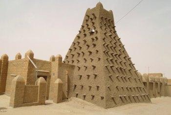 características mezquitas Tombuctú