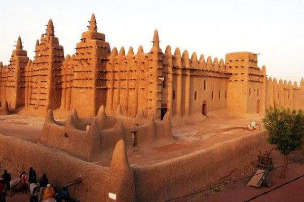 mezquitas de tombuctú origen