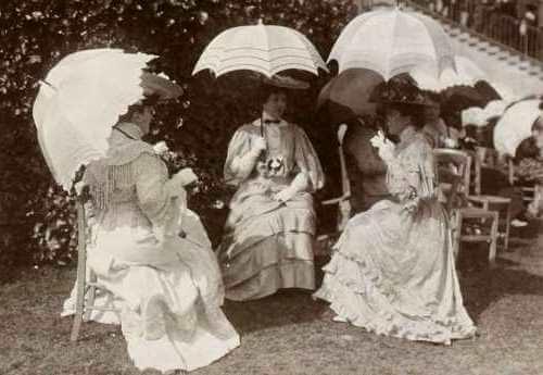 Historia del paraguas en Francia