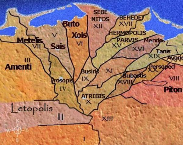 Egipto primitivo