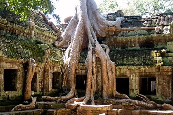 quién construyó Angkor Wat