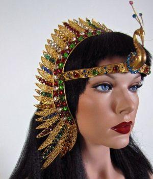 origen de la corona egipcia