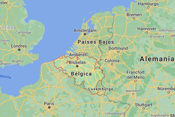 cuál es el origen de Bélgica