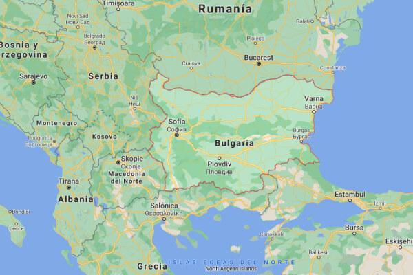 cuál es el origen de Bulgaria