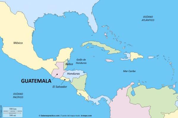 cuál es el origen de Guatemala