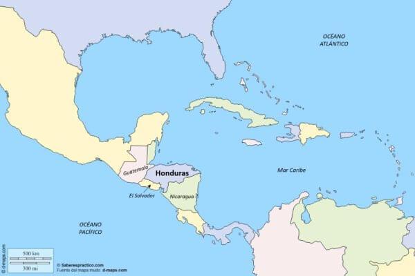 cuál es el origen de Honduras