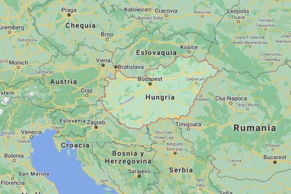 origen de Hungría