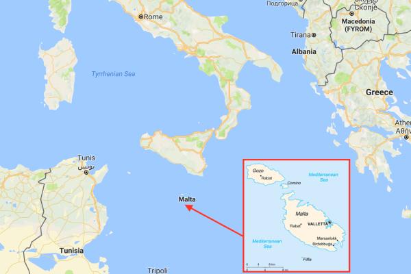 cuándo se creó Malta